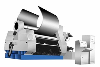 What is Plate Roll Bending Machine?